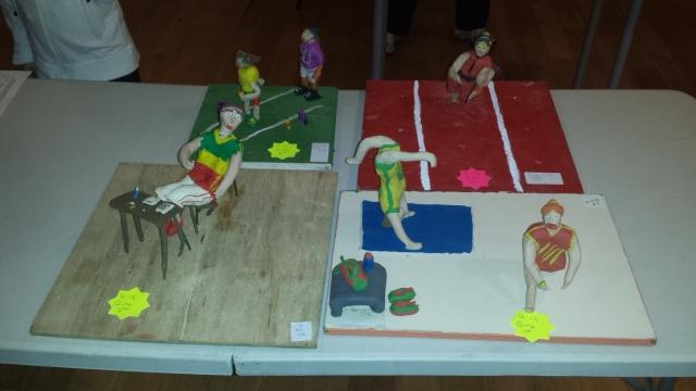 Girls Under12 1st Louise Osborne , 2nd Eimear Cowman, 3rd Jasmine Dundon, 4th Clodagh Hayden